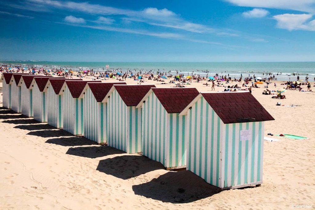 Les plages de sable fin de Saint Jean de Monts