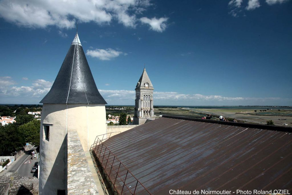 Ile de Noirmoutier : le château
