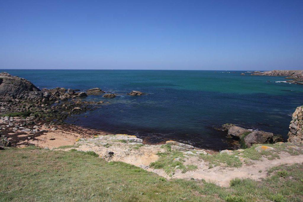 Ile d'Yeu : côte rocheuse