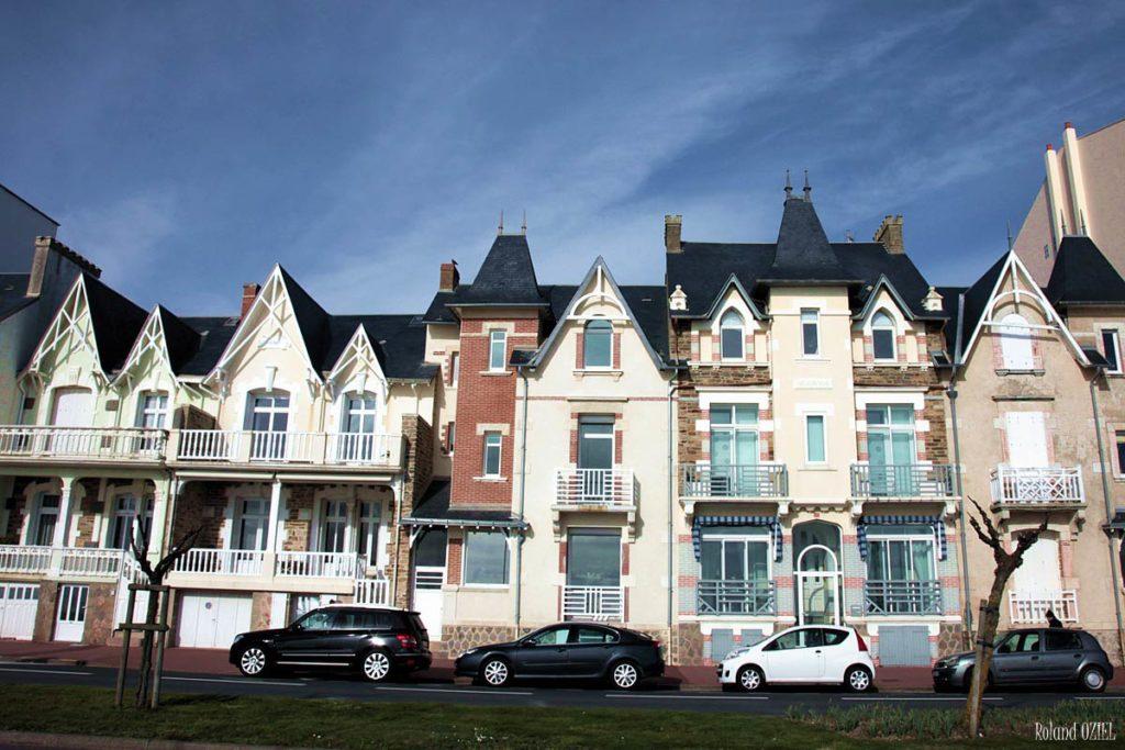 Maisons sablaises