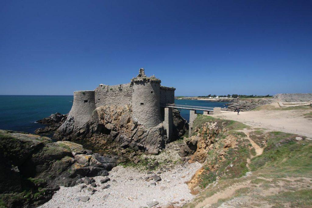 Ile d'Yeu :  le vieux château